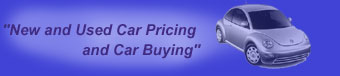 New and Used Car Pricing